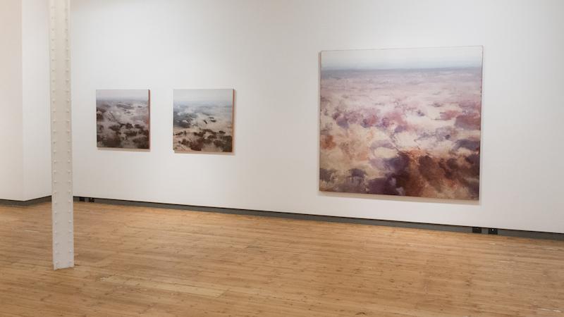 Philip Wolfhagen Exhibition at Karen Woodbury Gallery