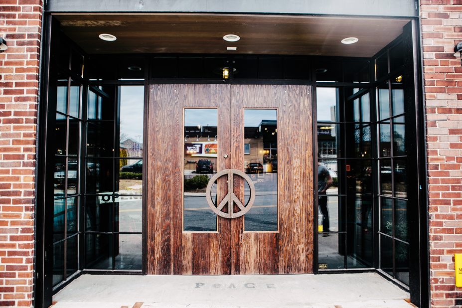 Two Old Hippies Peace Doors.jpg
