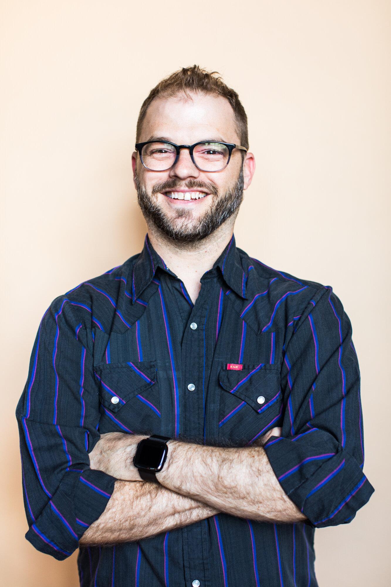 BJ Bush | Project Manager + VDC Specialist