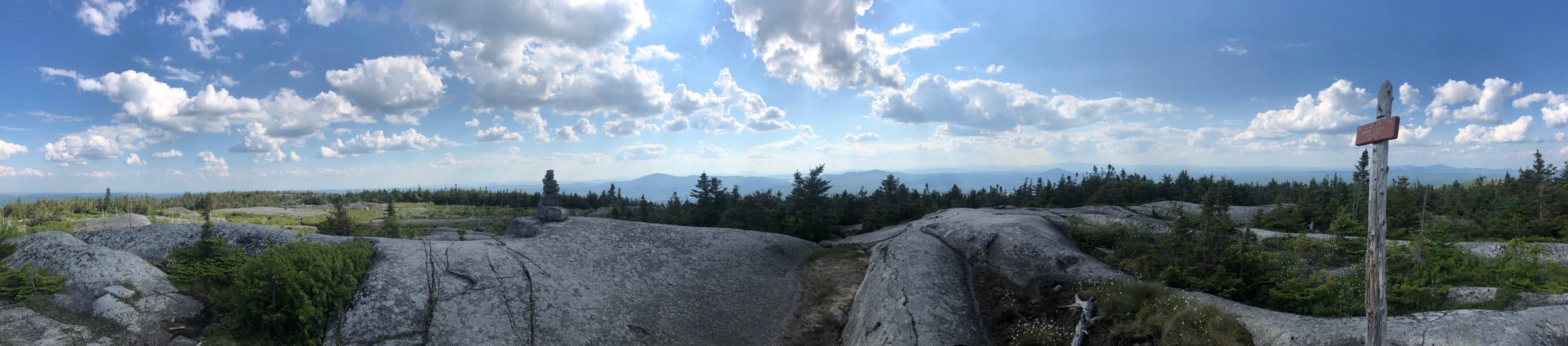 Summit of Bald Mountain