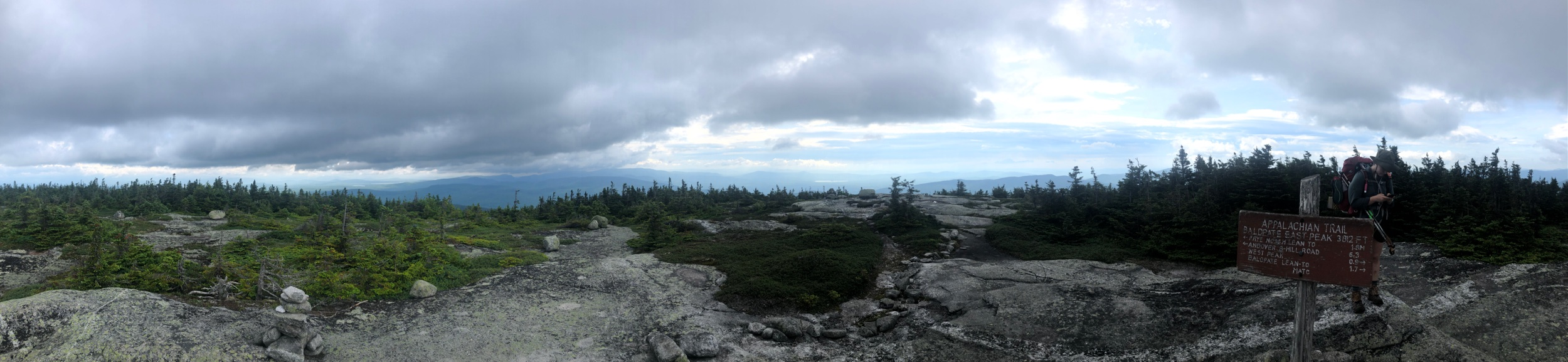 Baldpate Mt. East Peak