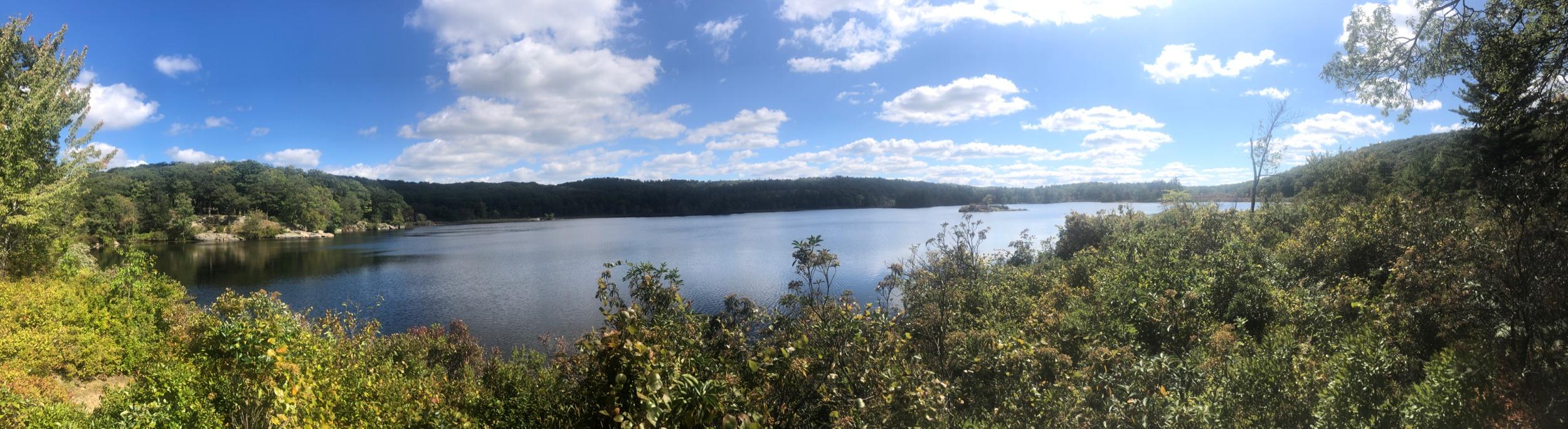 Island Pond Looking like Montana