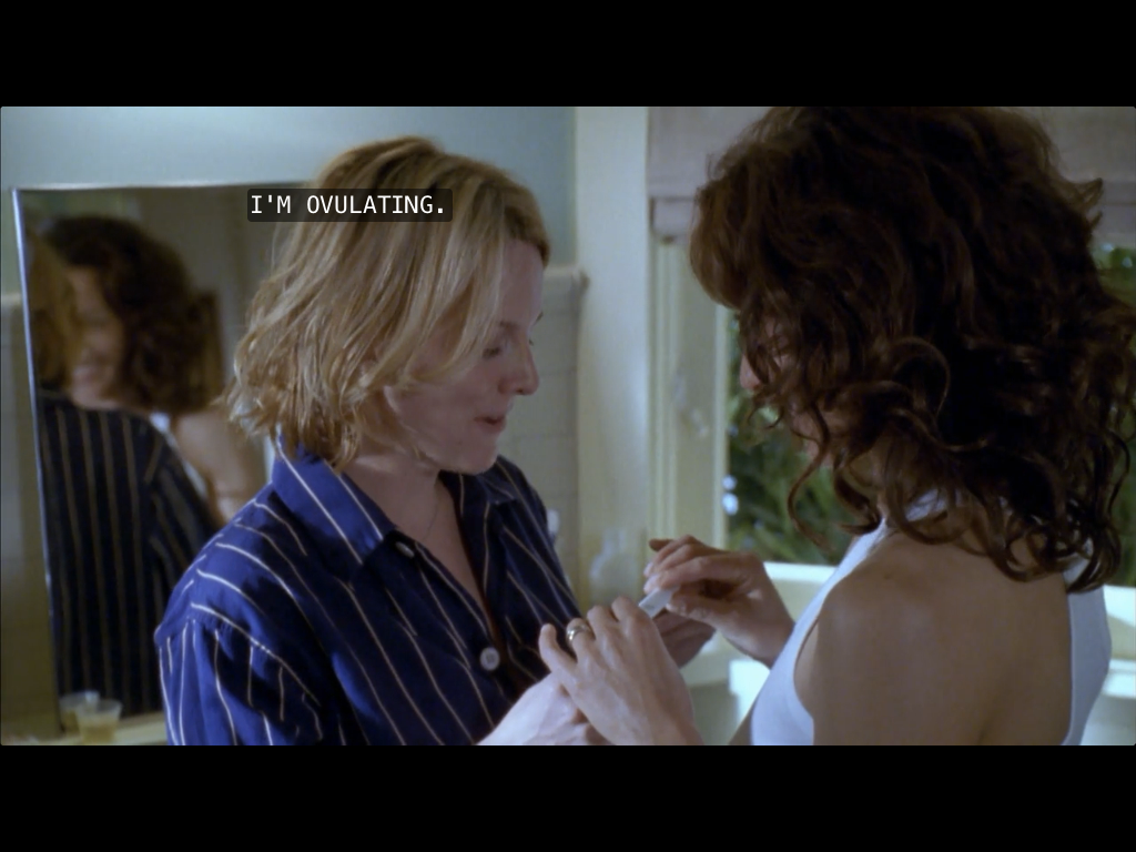 Screenshot via Netflix, The L Word, Showtime Entertainment, All Rights Reserved.