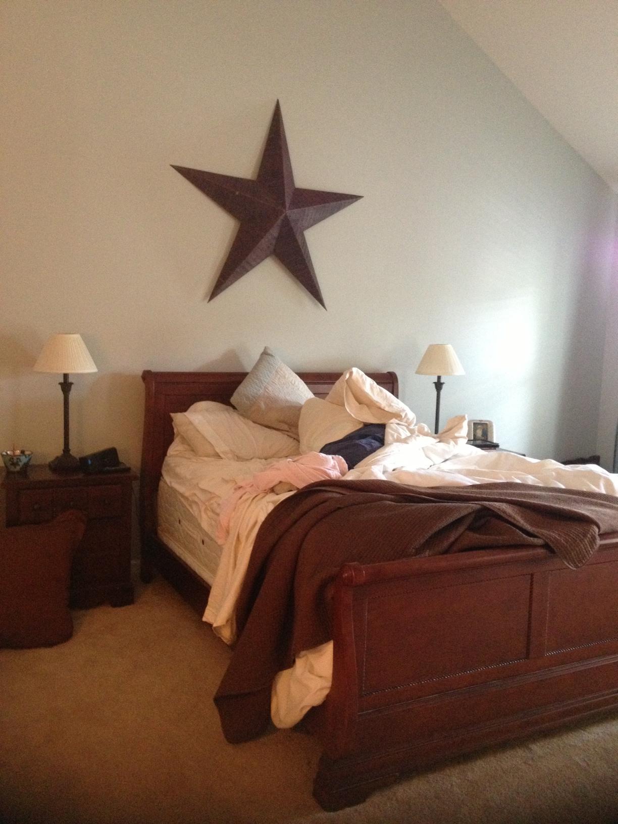 Bedroom : BEFORE