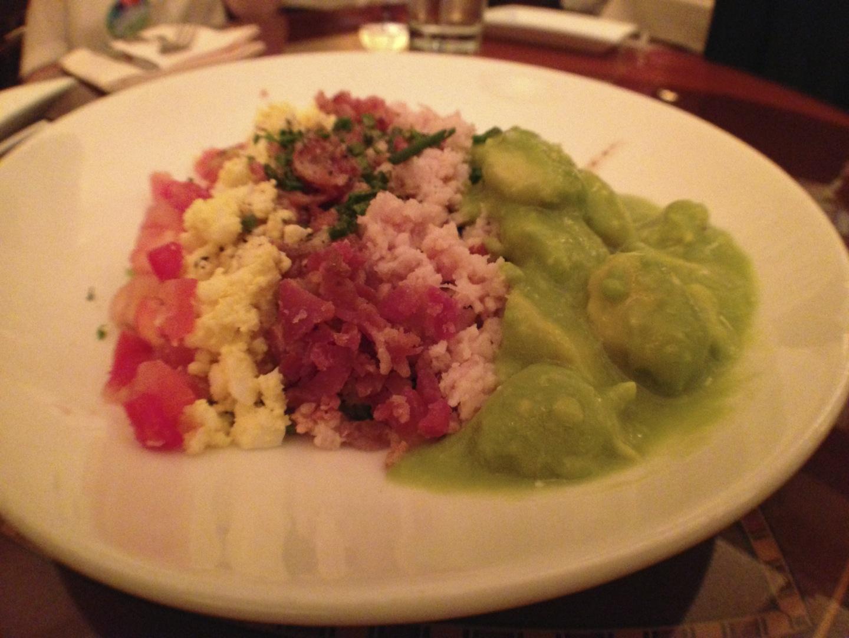 The Cobb Salad