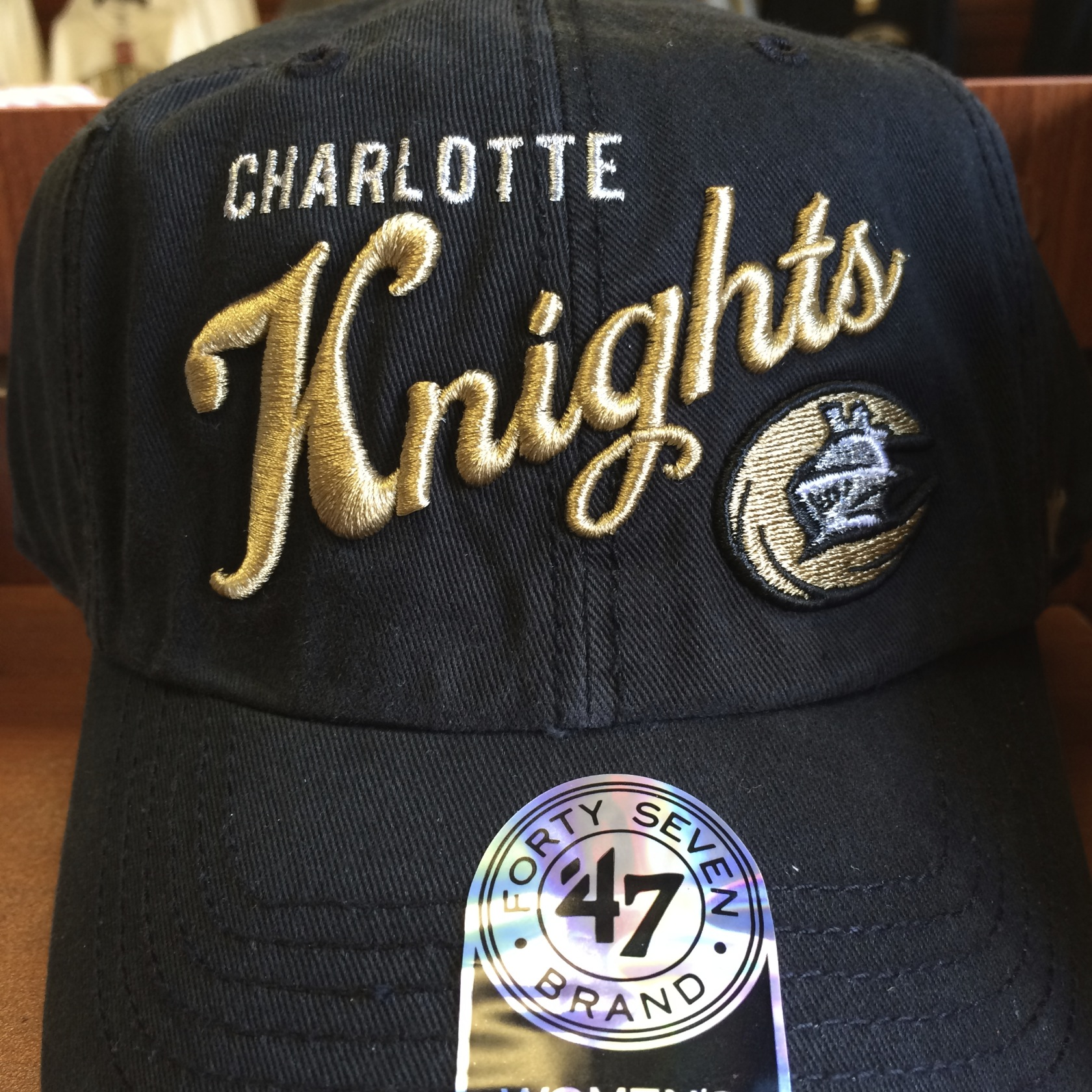 Welcome to Uptown, Charlotte Knights!