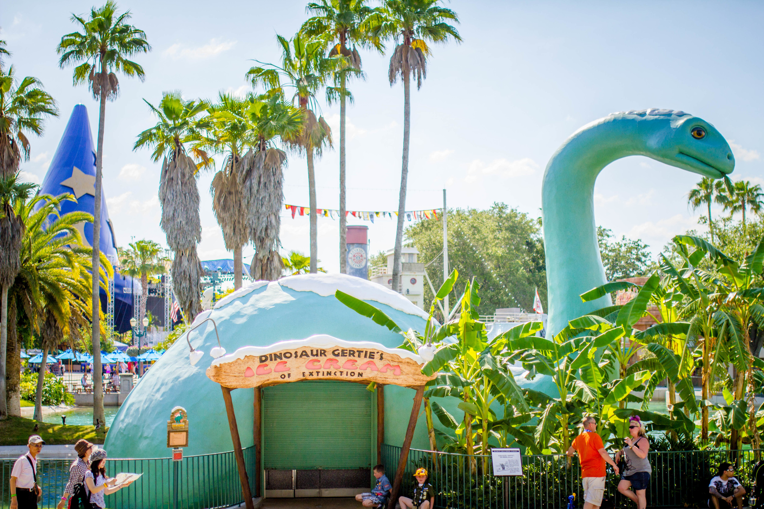 Will Gertie disappear with expected changes coming to Disney's Hollywood Studios?
