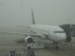 Despite management efforts, the outlook had always been really foggy for Spanair...