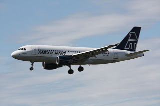 Picture: Mexicana Airbus A320, from Wikipedia