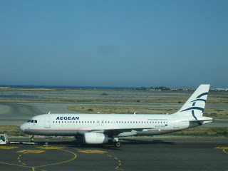 Aegean Airlines is part of Star Alliance