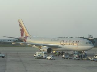 Qatar Airways' new friends