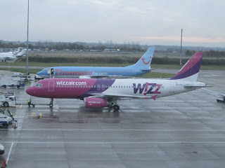 If your flag carrier de-hubs, why not add some low-cost colour to your airport?
