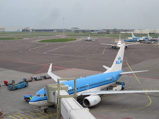 Schiphol airport and KLM are key for the Dutch economy