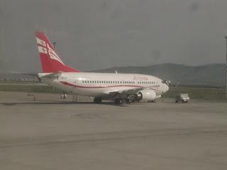 One of Airzena's Boeing 737s