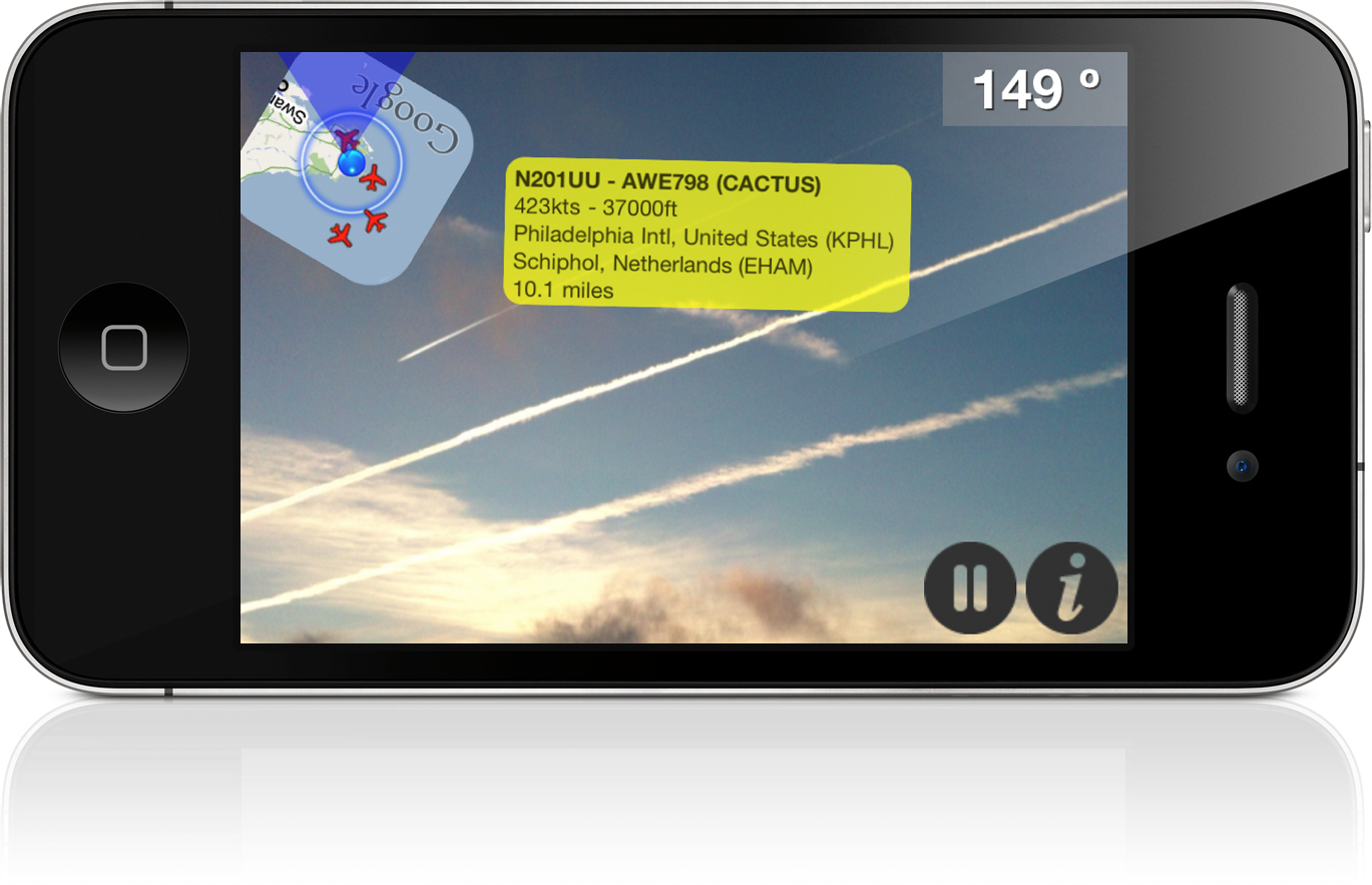 How does flight tracking work? An interview with the Plane Finder