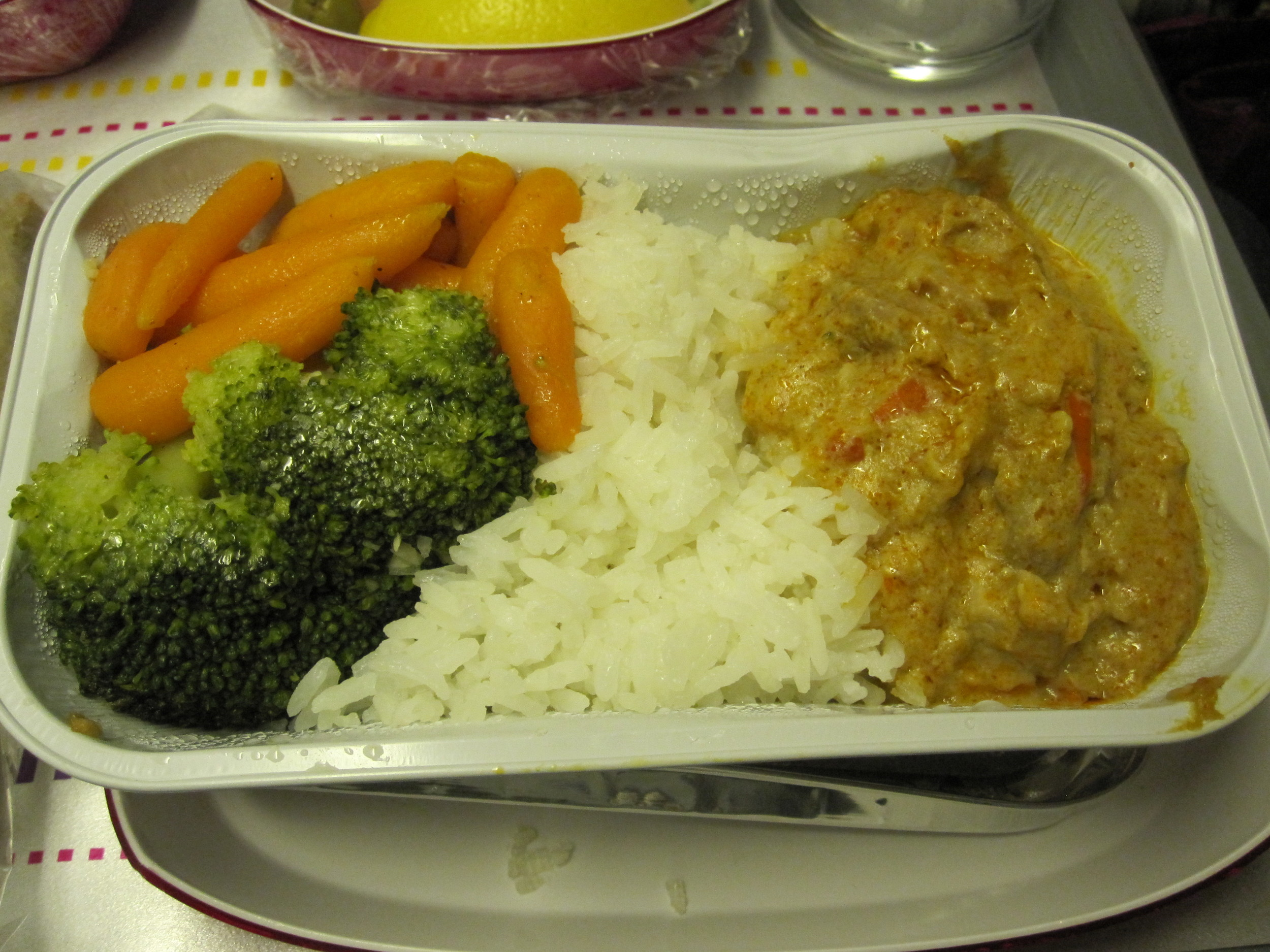 An introduction to Thai cuisine at 30,000ft