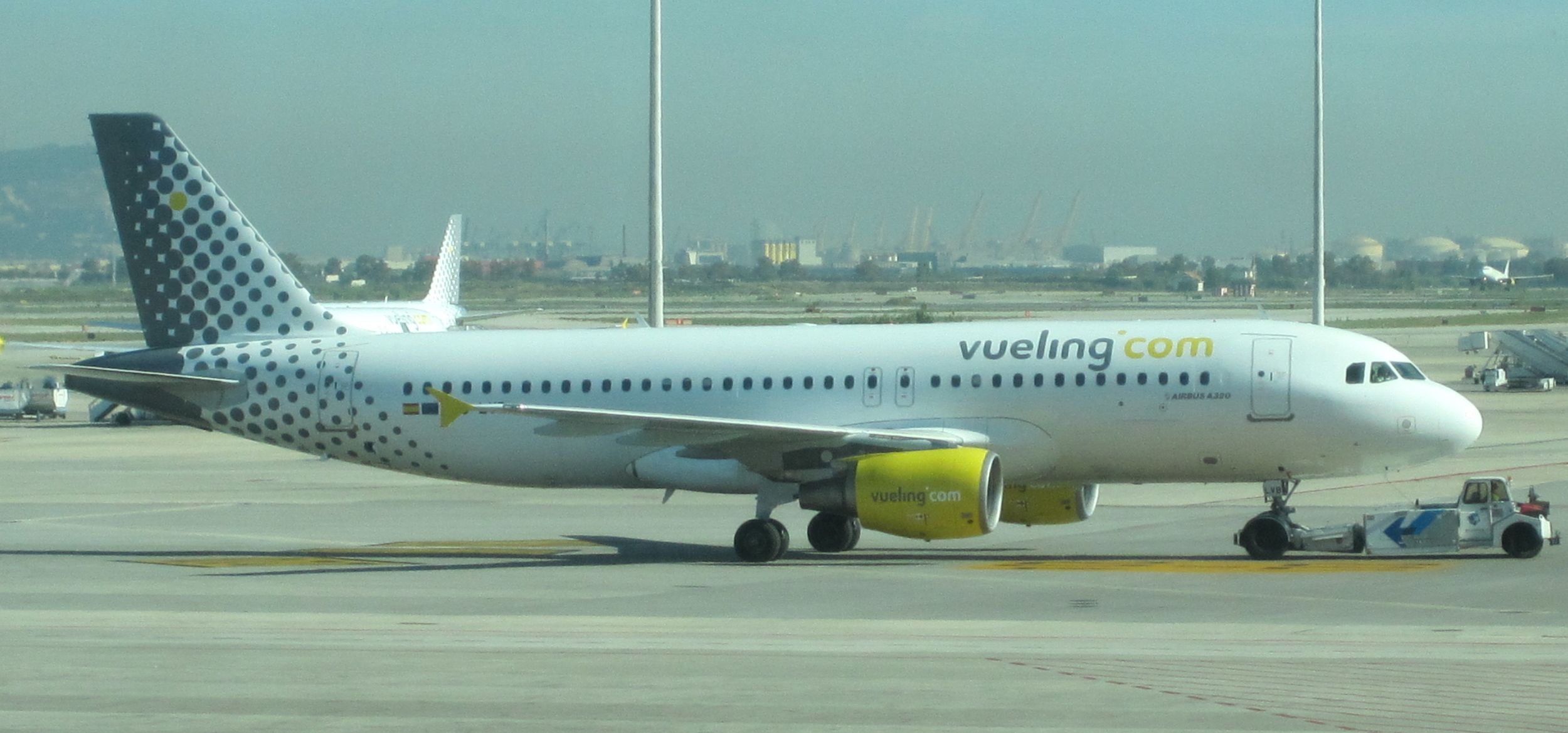 Vueling is planning a bunch of new Russian and Ukrainian routes