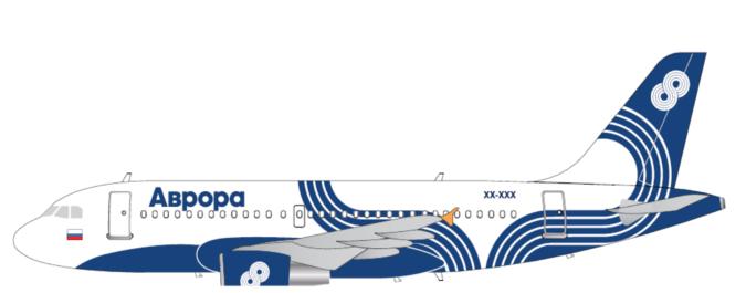 Picture: Aurora Airlines