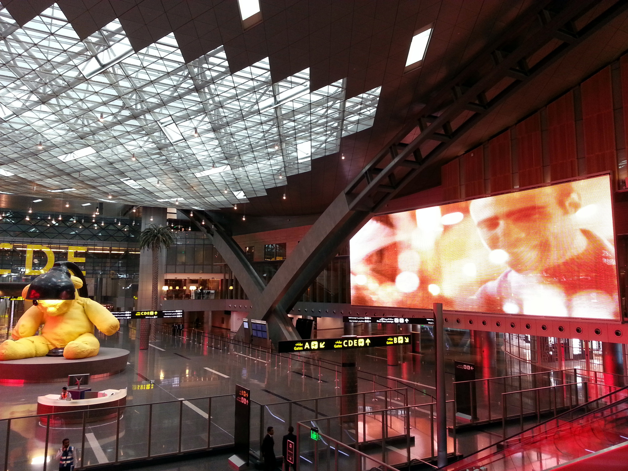 Hamad International Airport, Doha