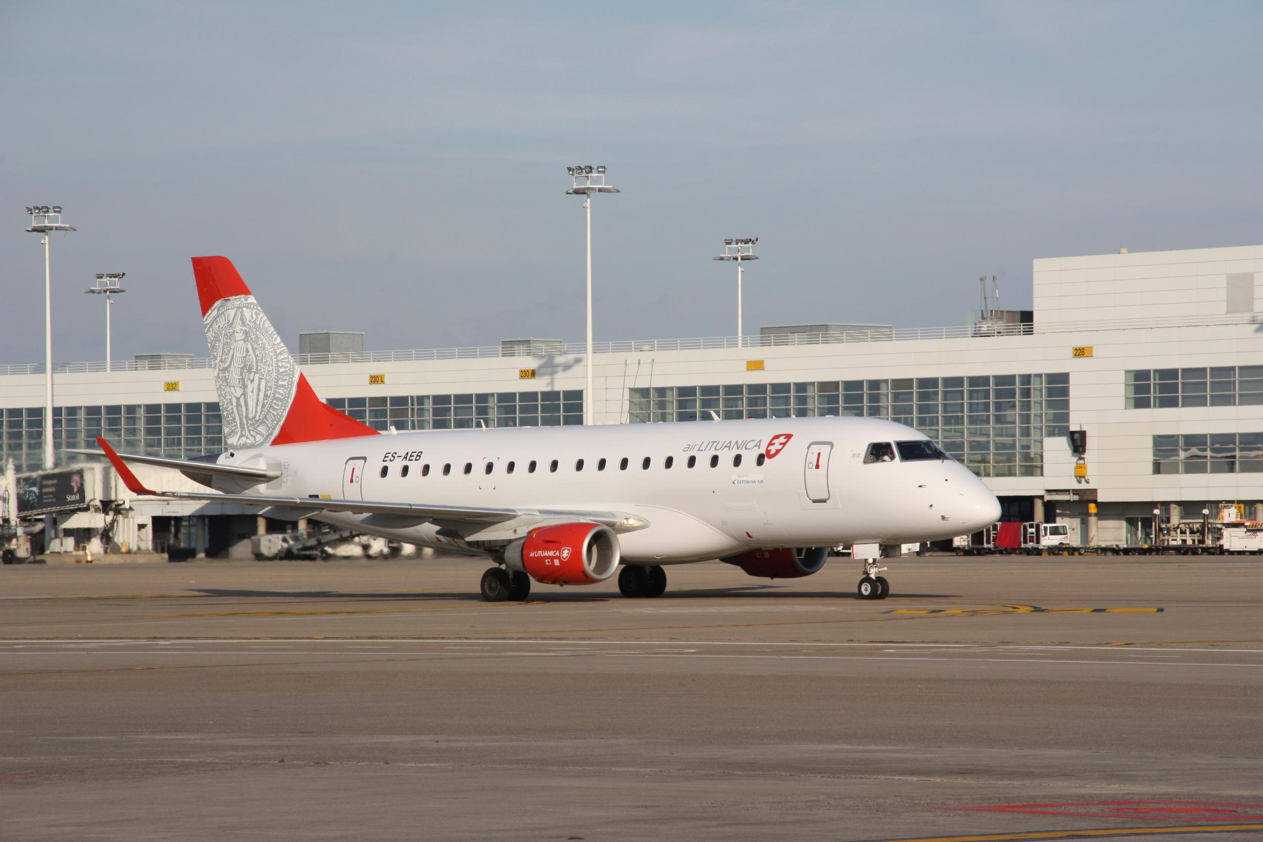Picture: Air Lituanica