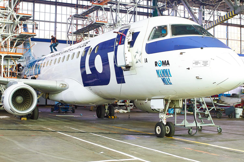 LOT's Abba E-jet