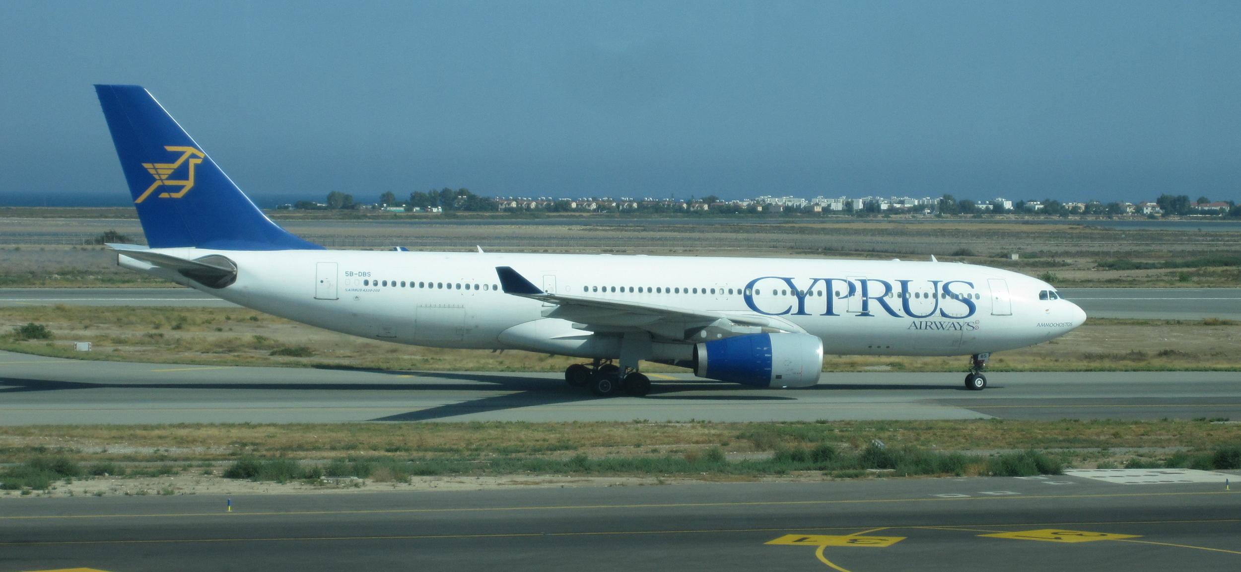 Cyprus Airways Larnaca