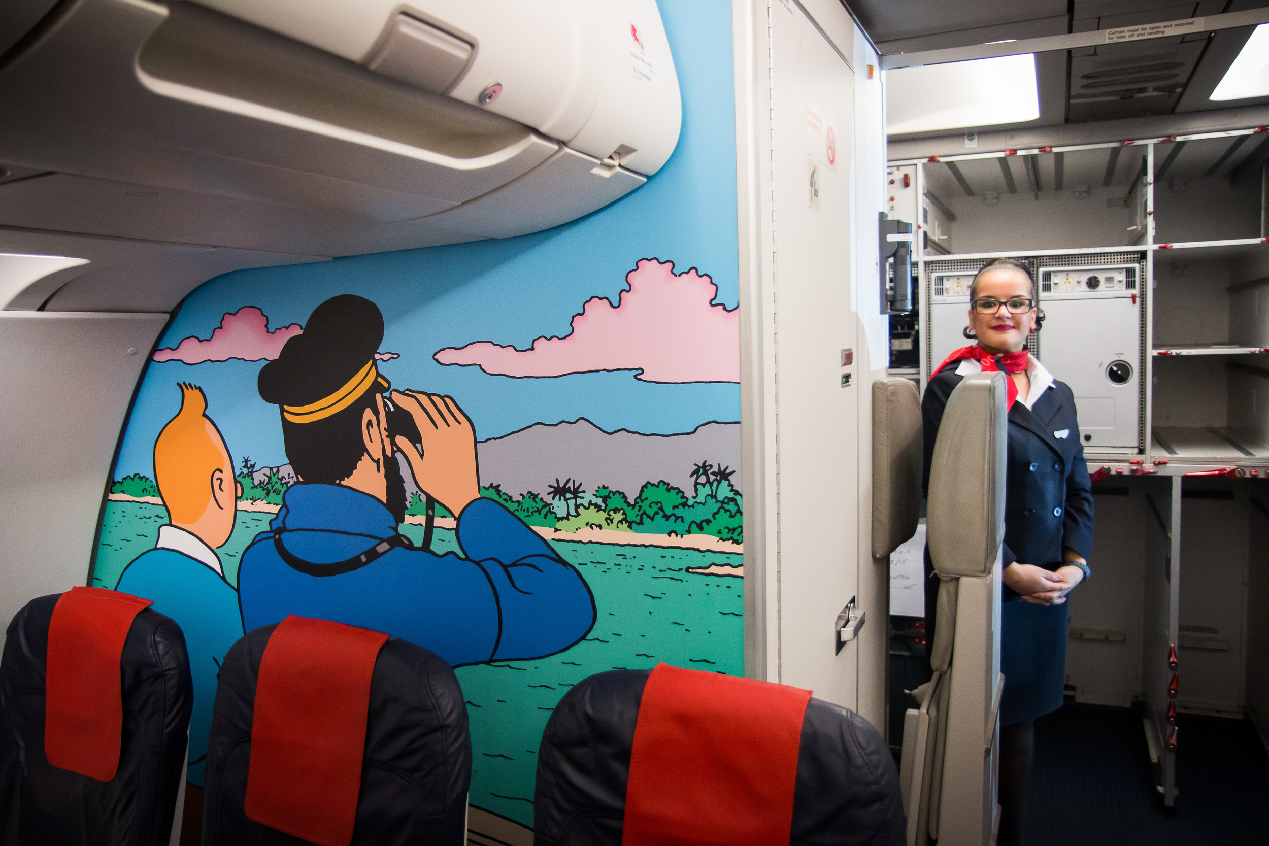 How many children have got their first glimpse of the World and of distant lands through the adventures of Tintin?
