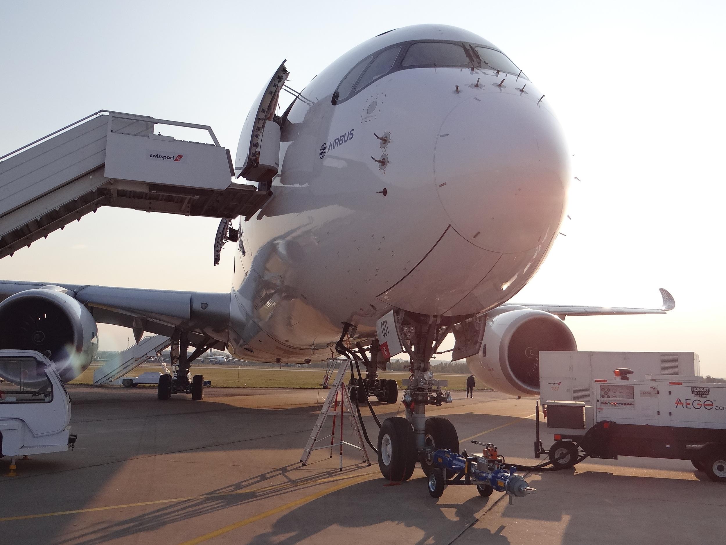 A350-900 maks