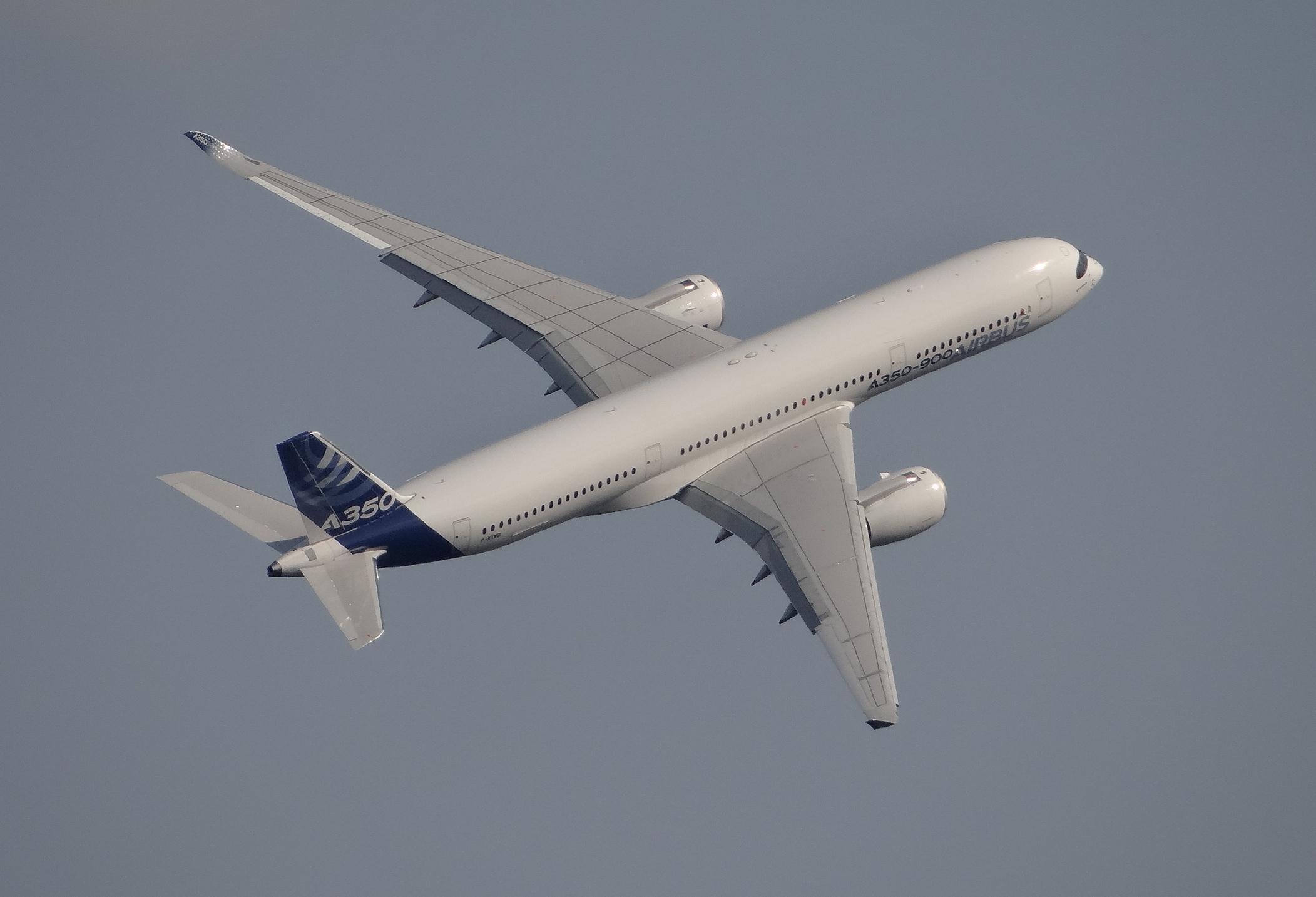 a350 flight maks
