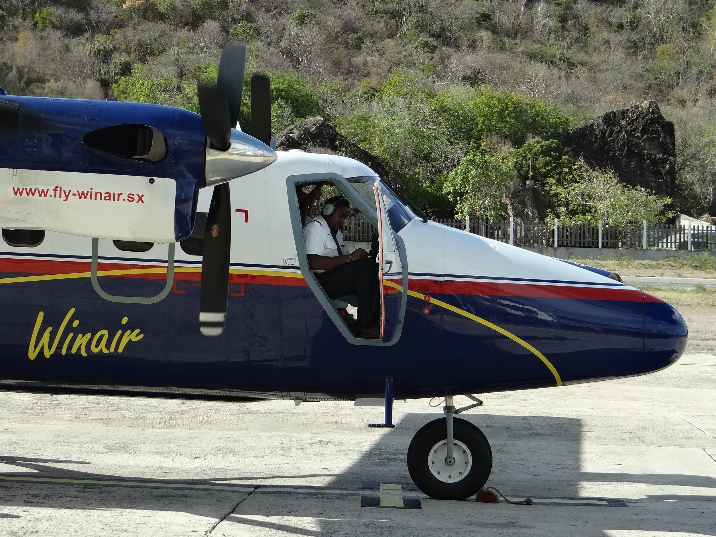 Delivered to you by Twin Otter