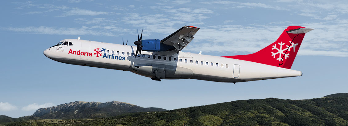 Picture: Andorra Airlines
