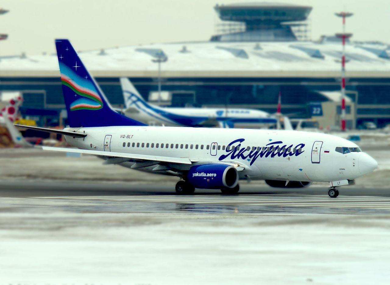 Picture:  Yakutia Airline s
