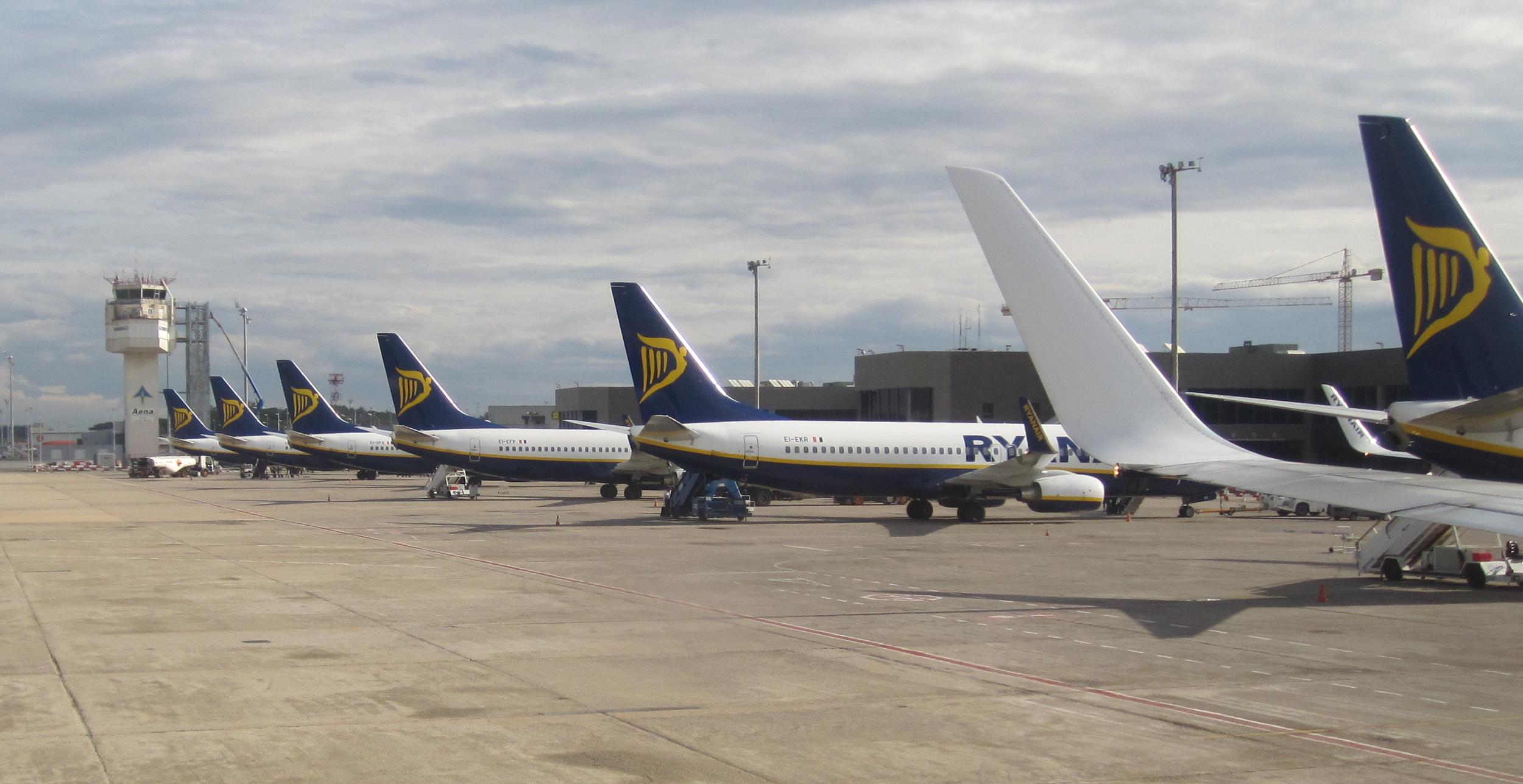 Ryanair hub