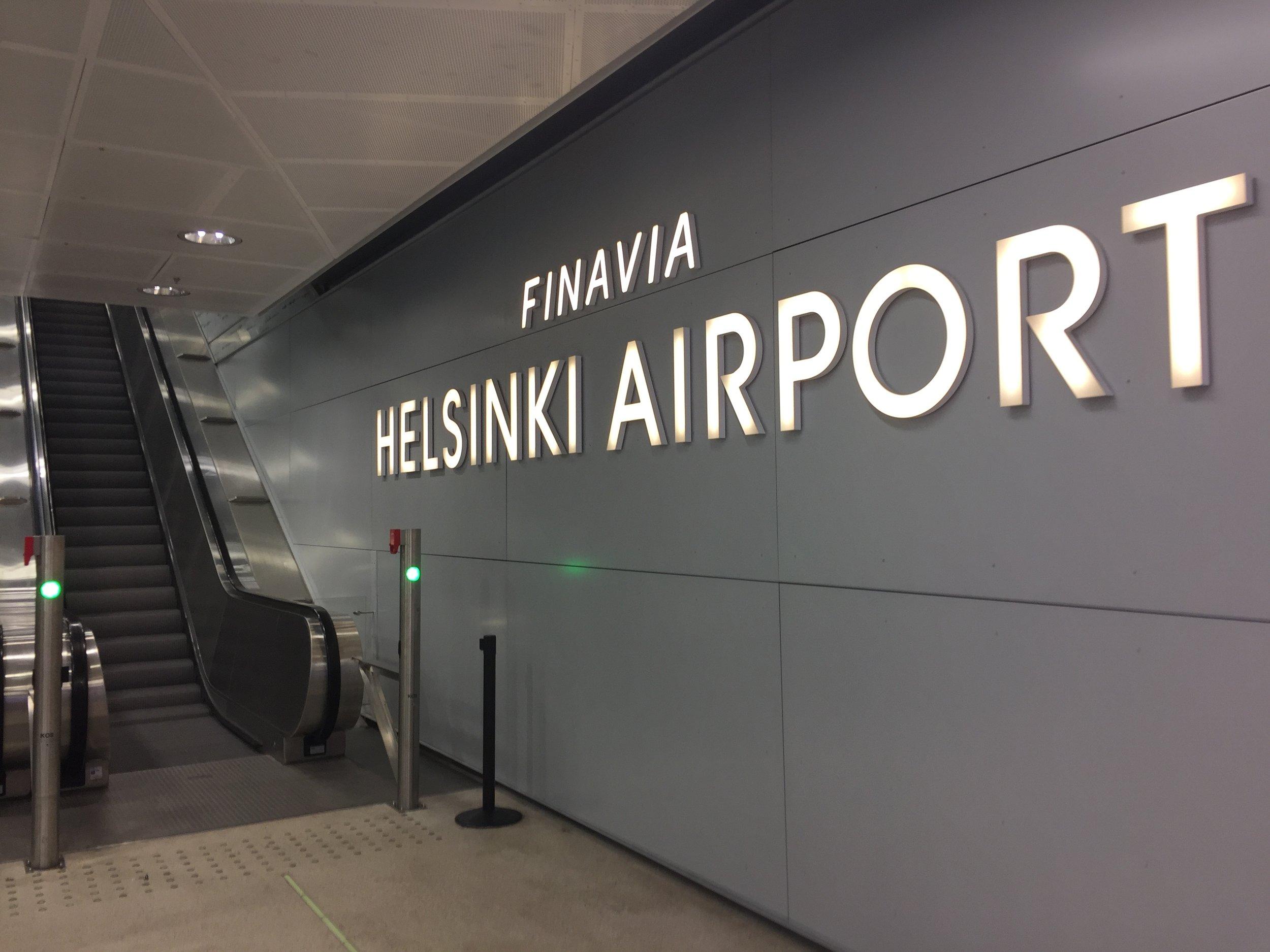 Welcome to Helsinki!