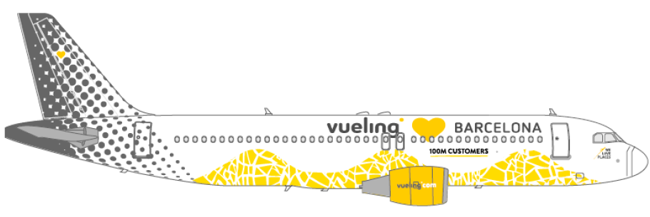 Picture: Vueling