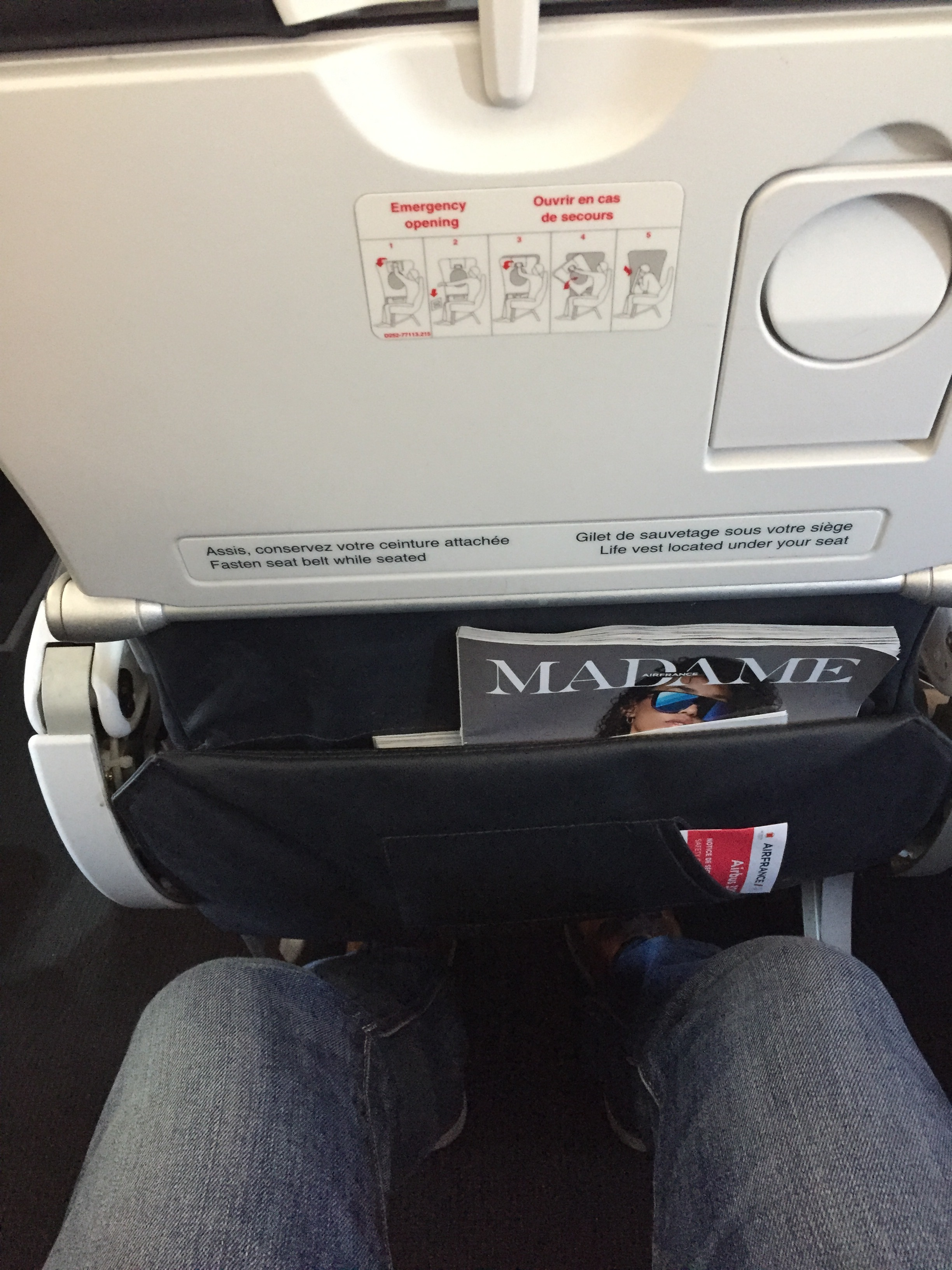 air france seat pitch.JPG
