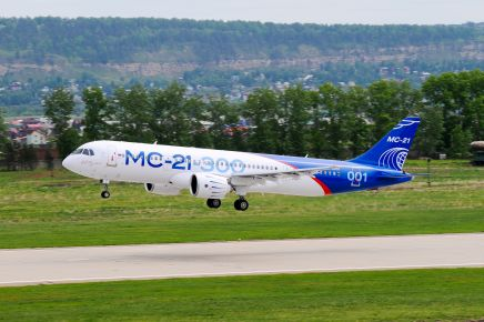 MC-21-Russian-airliner