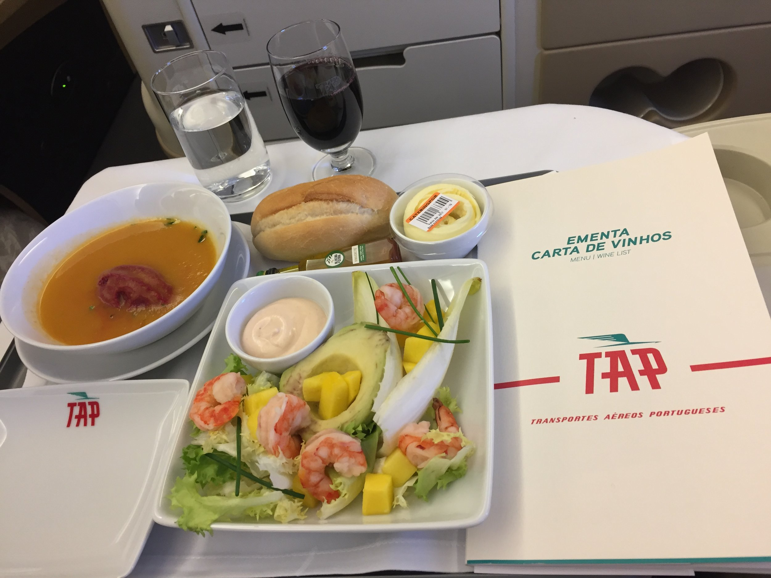 TAP business class meal retrojet.JPG