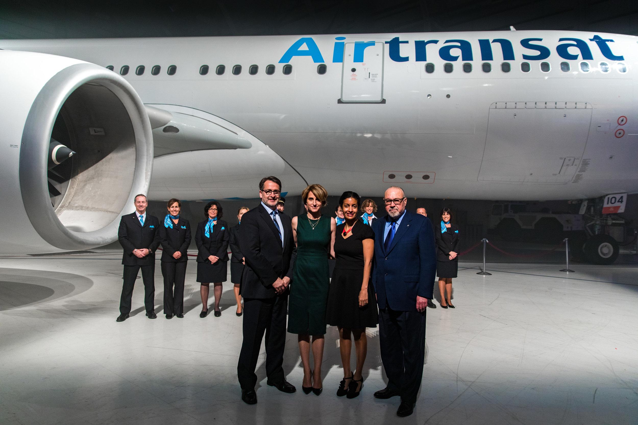 Picture: Air Transat