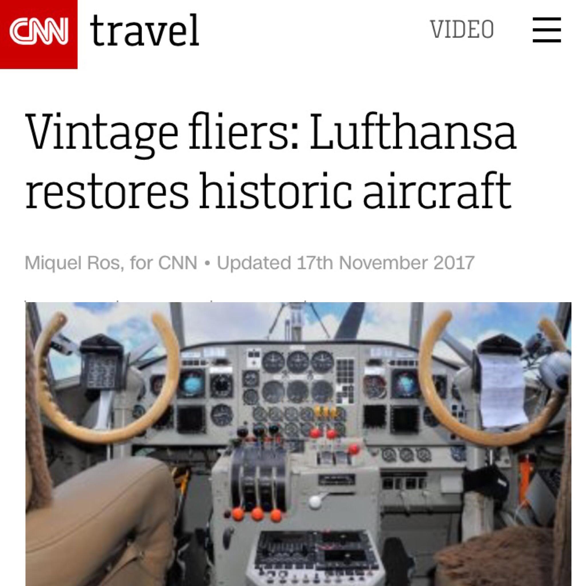 Lufthansa historical aircraft.JPG
