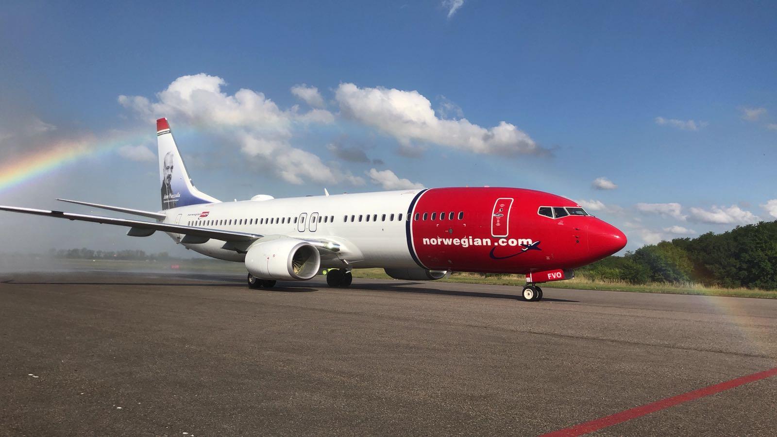 Picture: Norwegian