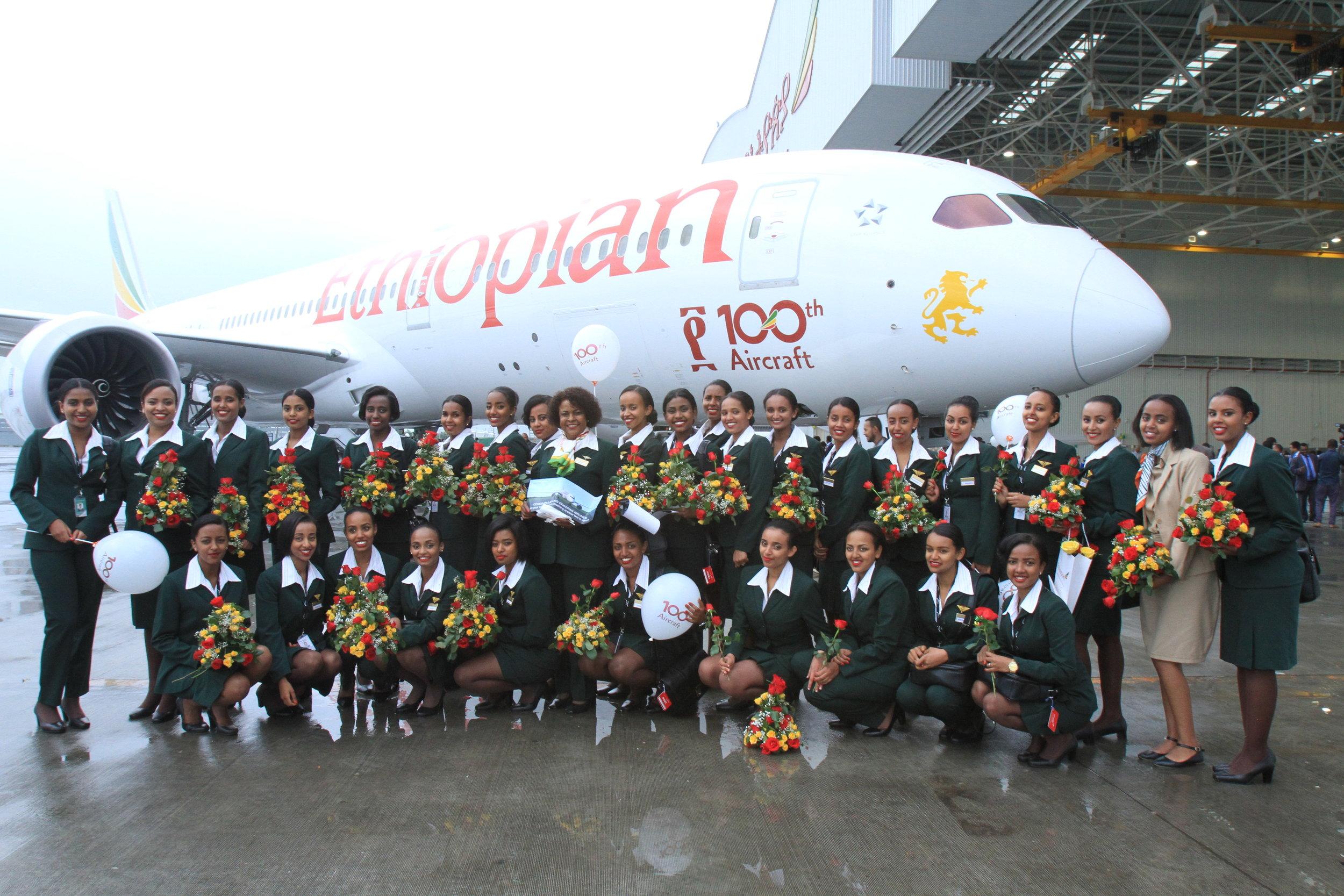Picture: Ethiopian Airlines