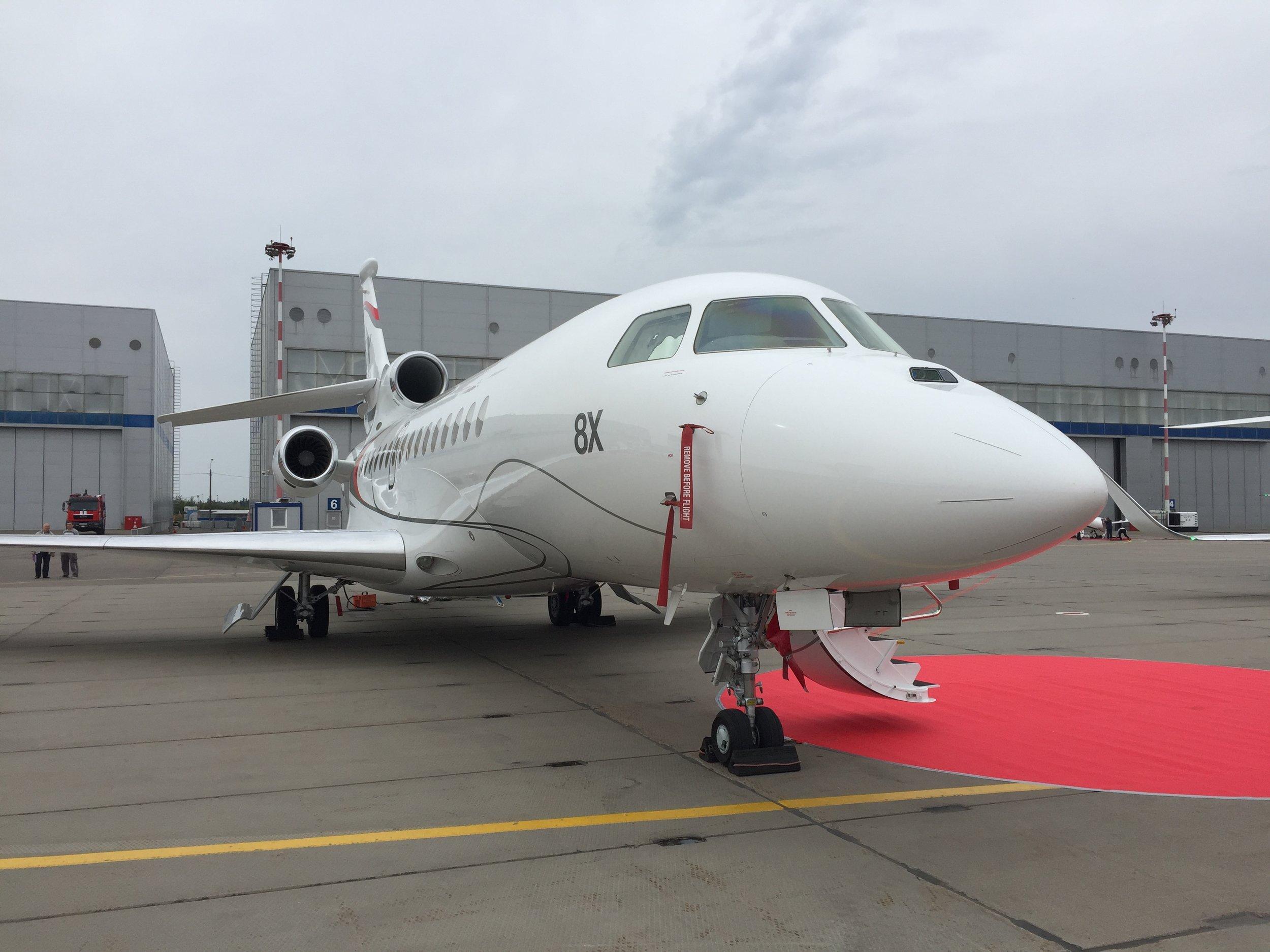 Dassault Falcon 8X.JPG