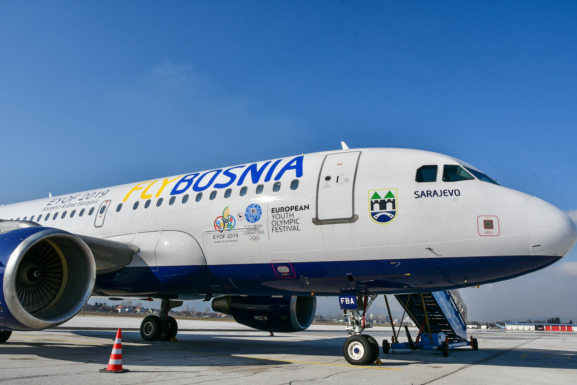 Pictures: FlyBosnia
