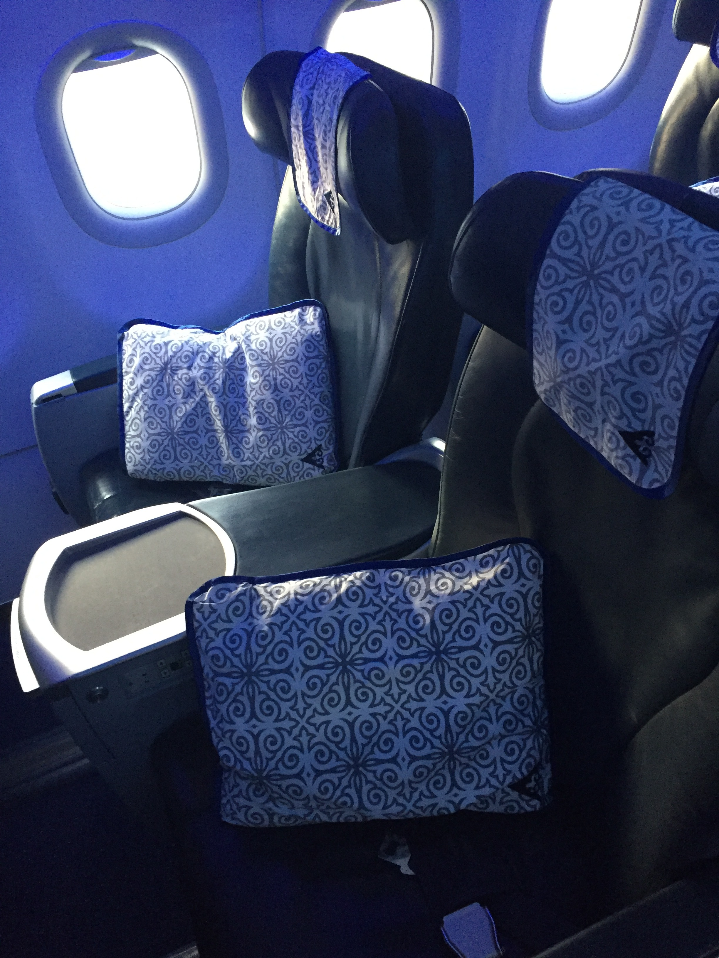 air astana business class seats.JPG