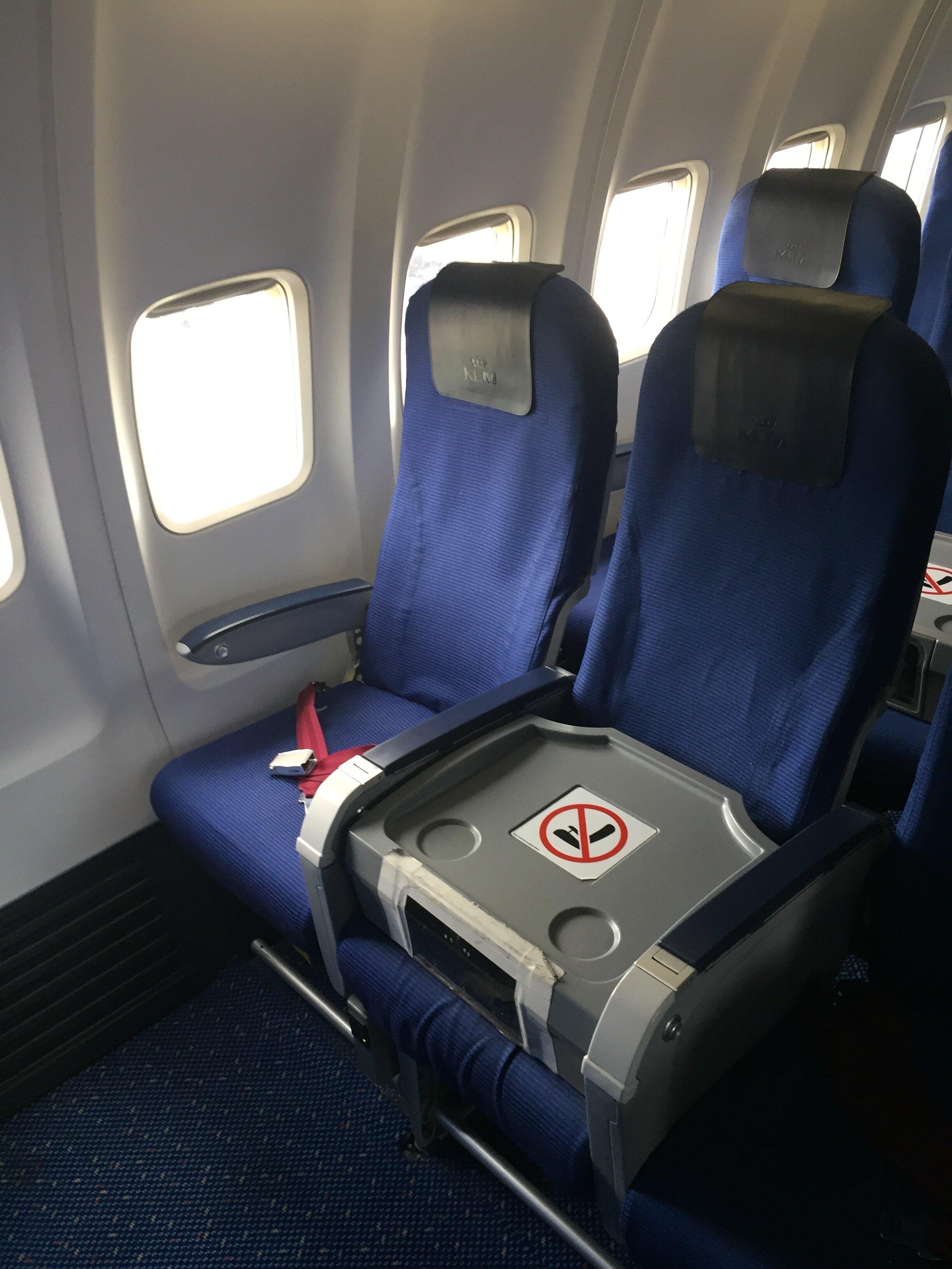 Flight Review Klm Business Class Boeing 737 900 Allplane