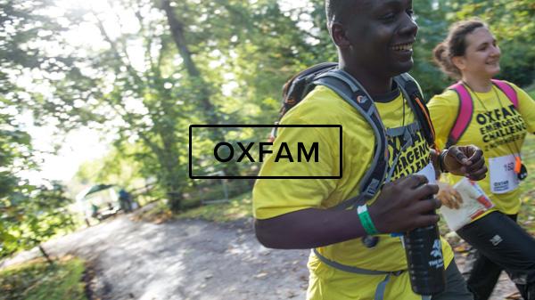 Oxfam Emergency Challenge >