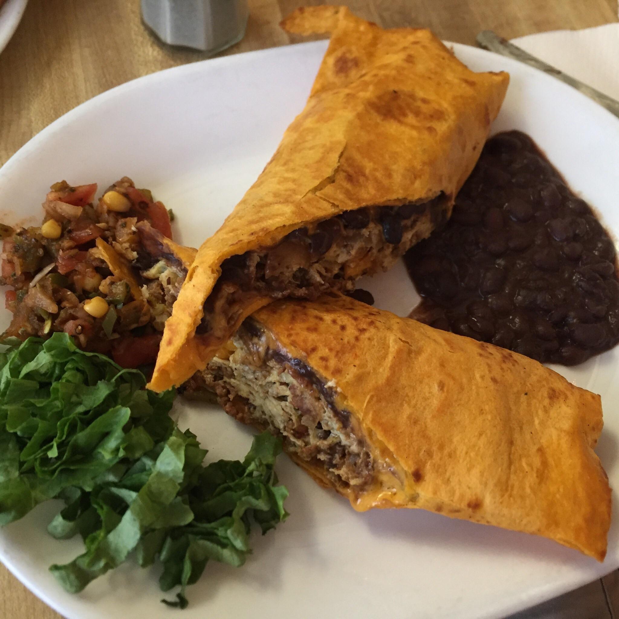 The Blackhawk Burrito