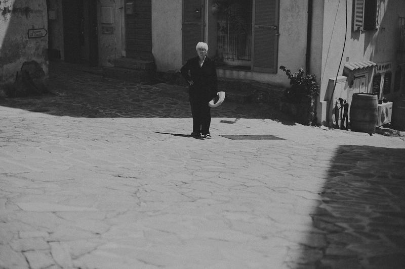 Série obrazů Calvi.  (Travel)