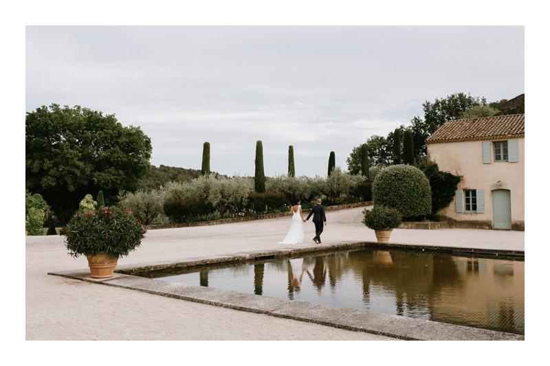 VAL JOANIS, PROVENCE WEDDING